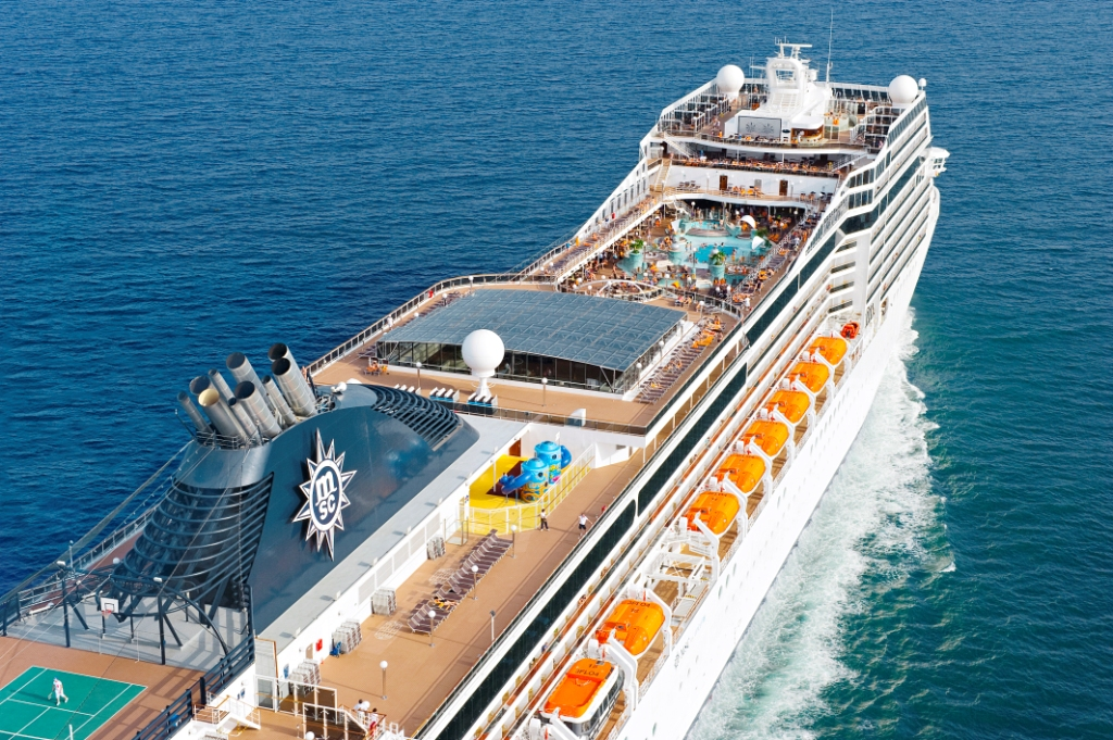 301 moved permanently for Msc magnifica foto