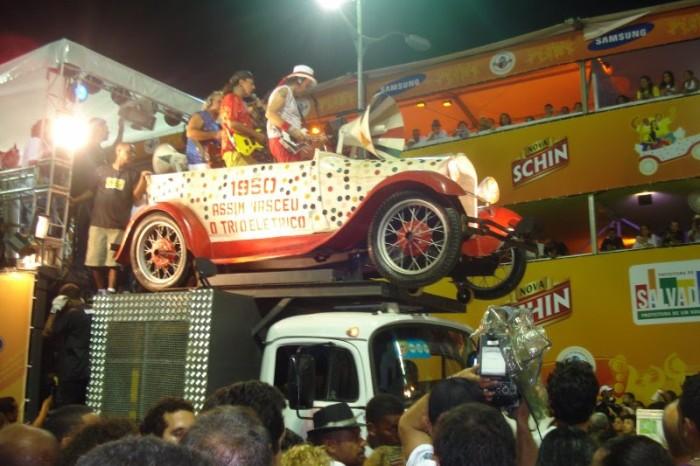 Abertura do Carnaval no Circuito Avenida (Osmar)