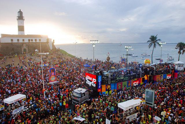 Preciso responder porque eu gosto tanto do Carnaval de Salvador? Crédito: João Ramos