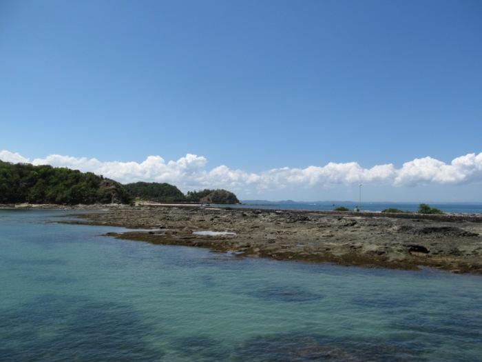Me encantei com as Ilha dos Frades