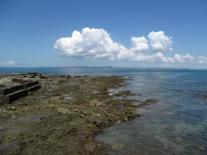 Mais da Ilha dos Frades