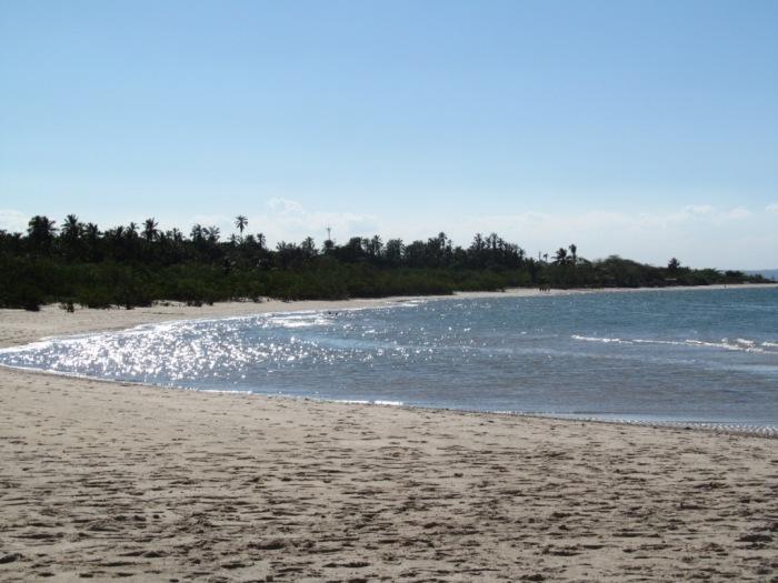 Praia de Ponta de Areia, Itaparica