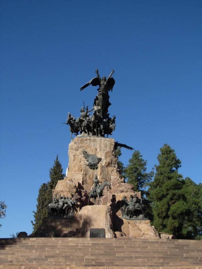 No Parque San Martín