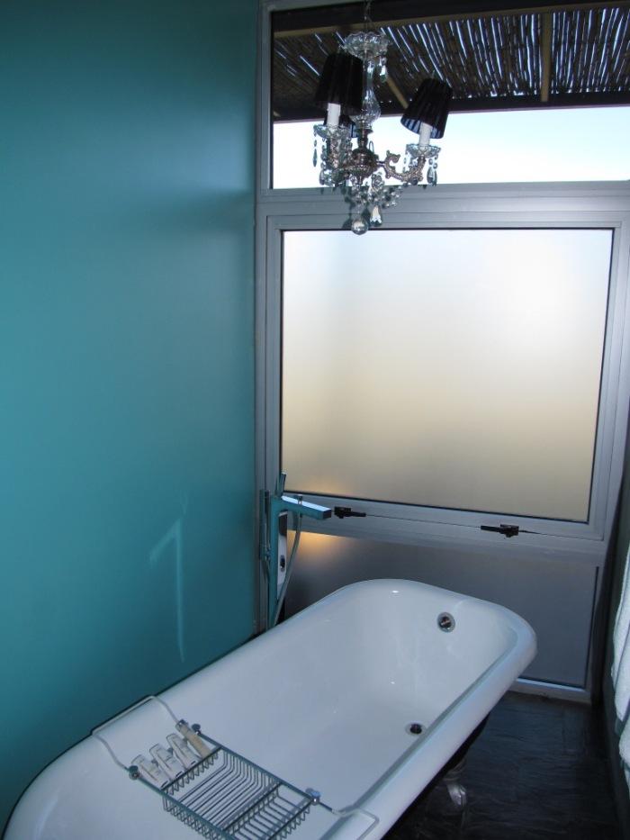 Banheiro do quarto da categoria Clássico