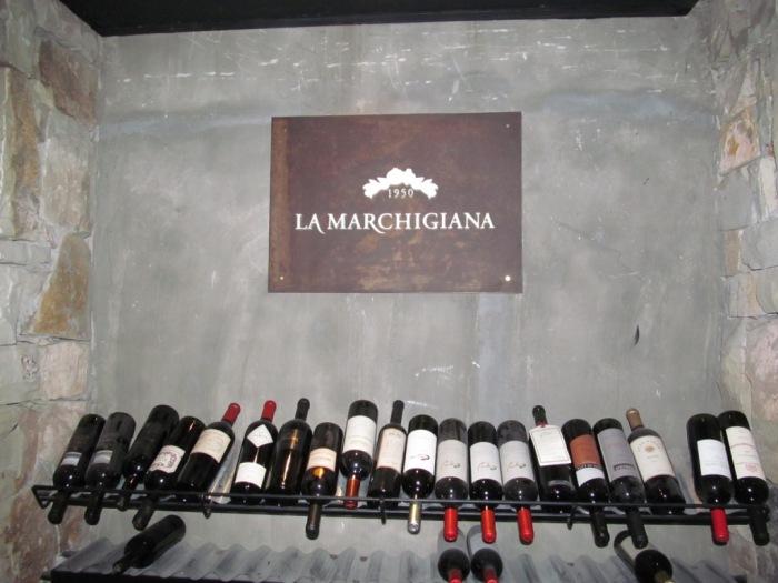 Vinho nunca falta em Mendoza