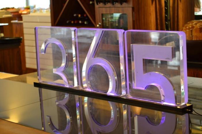 O Restaurante 365 é encontrado em todas as unidades da rede Novotel