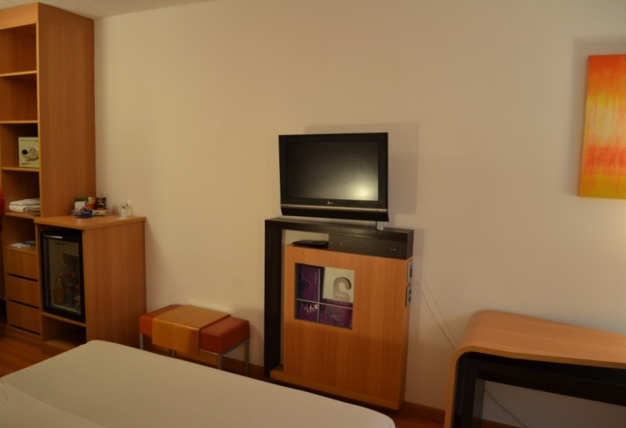 Mais um pouco do quarto