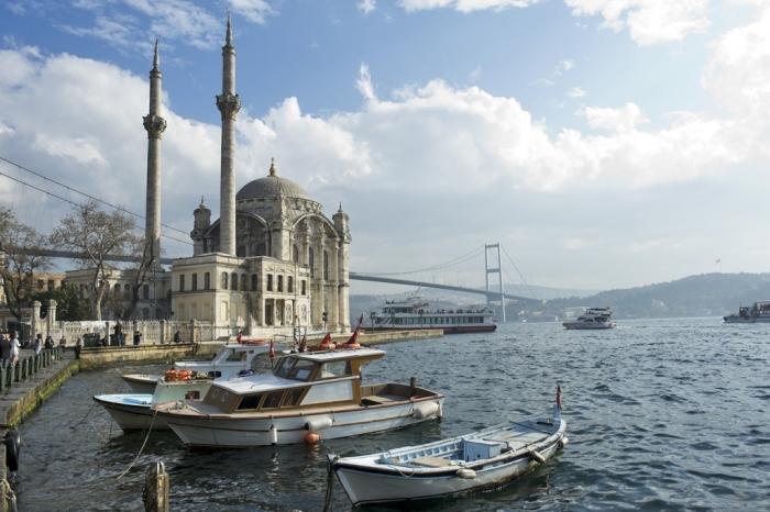 A bela Istambul - Crédito: Divulgação