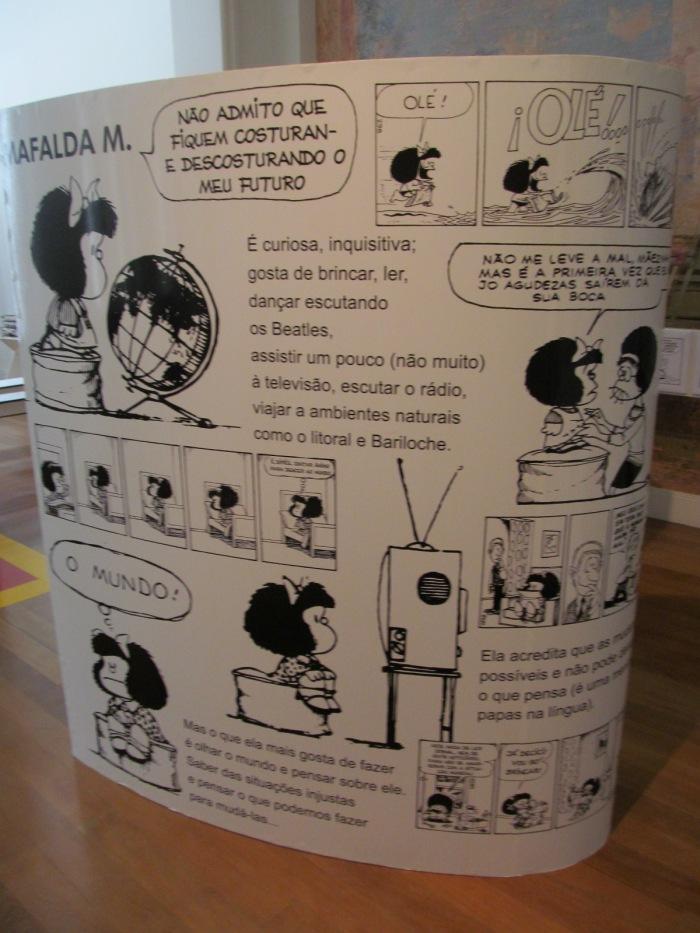 Perfil de Mafalda