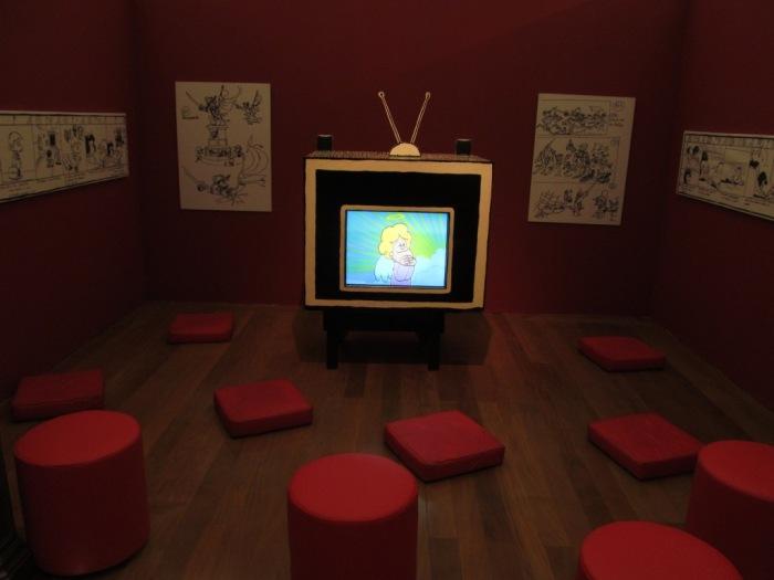 Salinha de TV