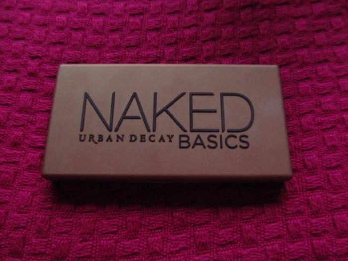 Naked Basics da Urban Decay por US$ 29