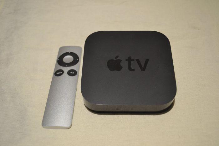 Apple TV por