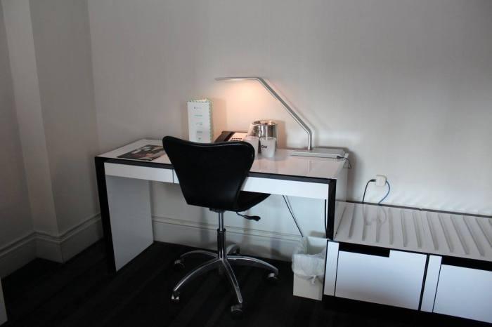 Área para trabalhar