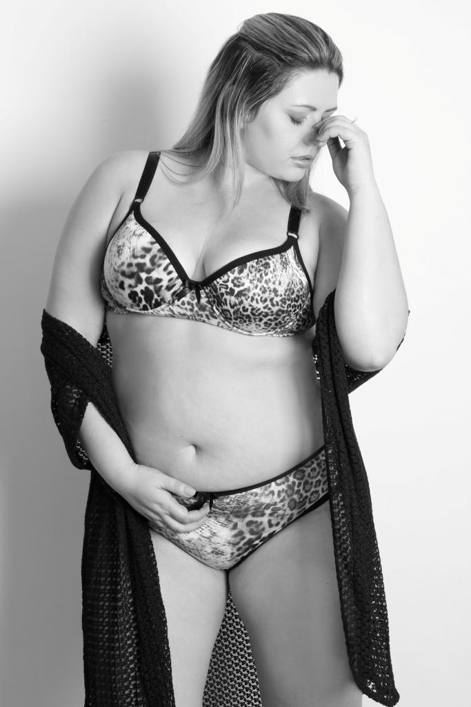 É sexy, porém confortável - Crédito: Katira Ricomini