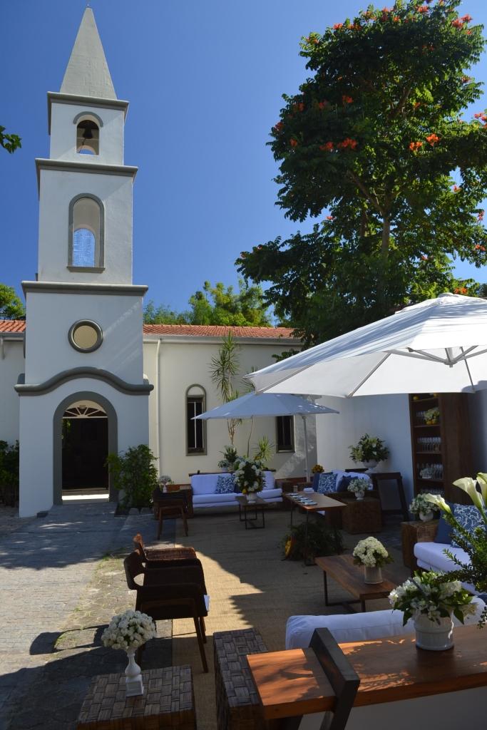 Capela Nossa Senhora do Carmo e  Senhor Bom Jesus em Barra do Una